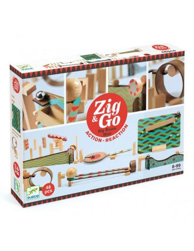 Zig & Go 48 pièces - Djeco