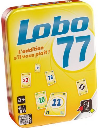 Lobo 77 - jeu Gigamic