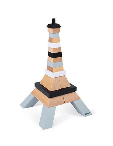 Tour Eiffel à construire - Janod
