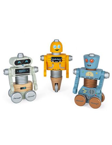 Robots Brico'Kids - Janod