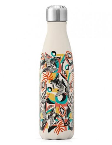Grande bouteille isotherme aztèque 50 cl