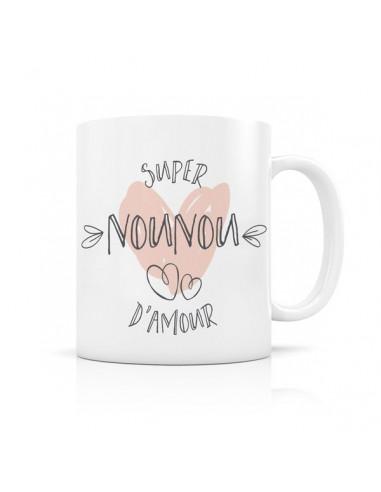 Mug Super nounou d'amour