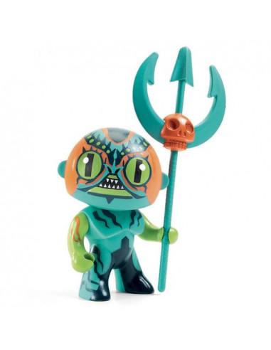 Figurine pirate Arty Toys Globular -...