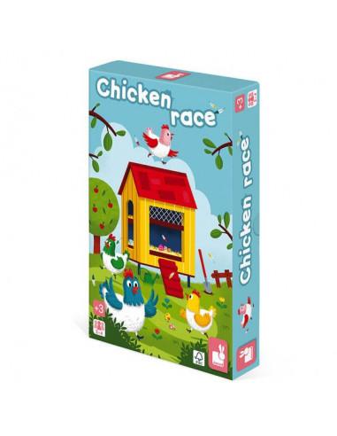 Jeu Chicken Race - Janod
