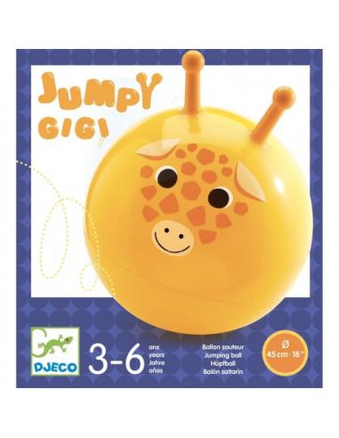 Ballon sauteur Jumpy Gigi - Djeco