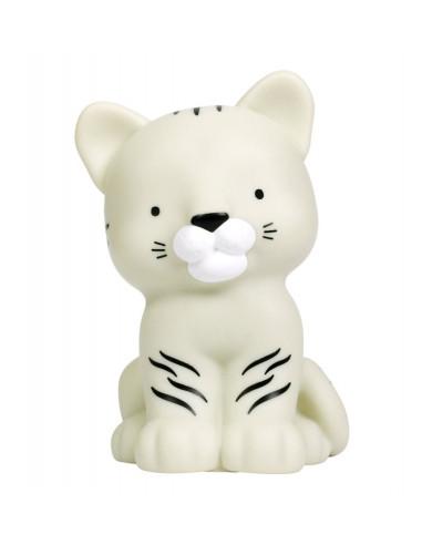 Veilleuse tigre blanc - A Little...