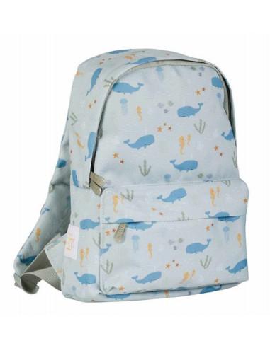 Petit sac à dos océan - A Little...
