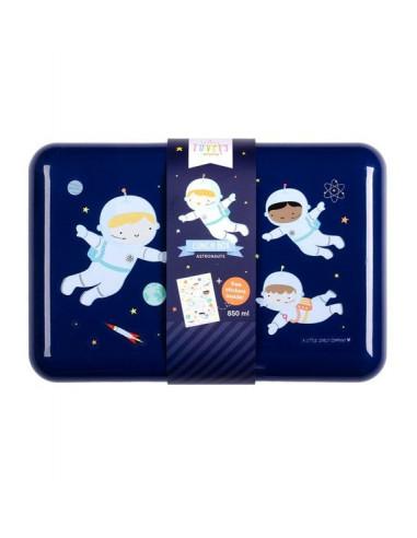 Boite à lunch astronautes - A Little...