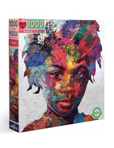 Puzzle Angela 1000 pièces - Eeboo