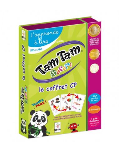Tam Tam Safari Coffret CP j'apprends...