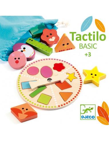 Jeu TactiloBasic - Djeco