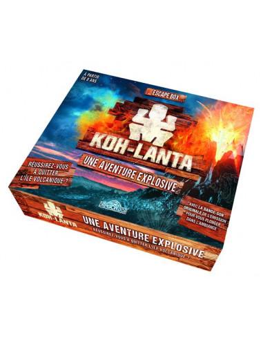 Escape Box Koh-Lanta une aventure...