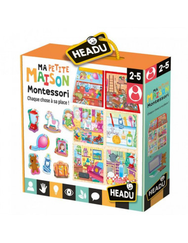 Ma petite maison Montessori - Headu