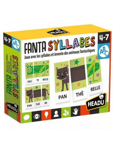 Fantasyllabes - Headu