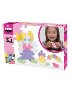 Plus Plus Box midi pastel 50 pièces