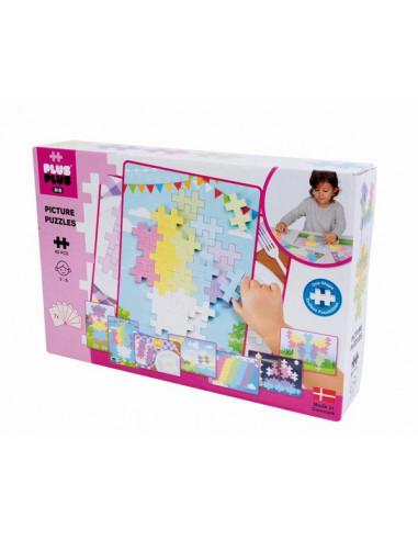 Plus Plus puzzle 2D big pastel 60...