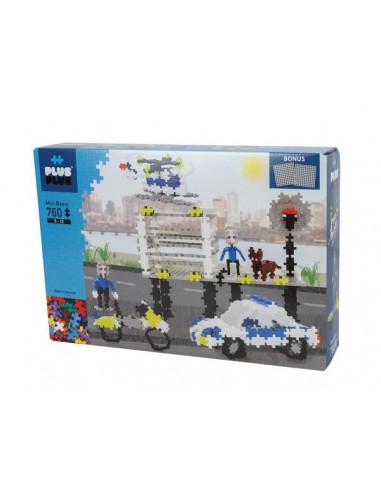 Plus Plus Police Box mini basic 760...