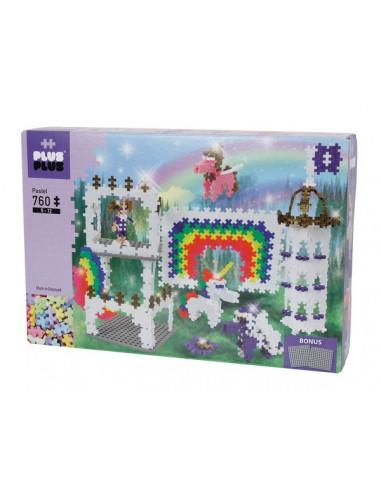 Plus Plus Licorne Box mini pastel 760...