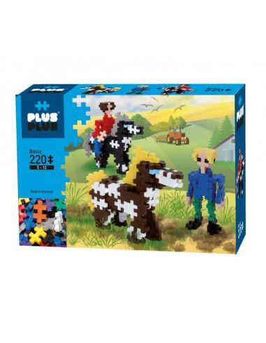 Box Plus Plus cavaliers et chevaux...