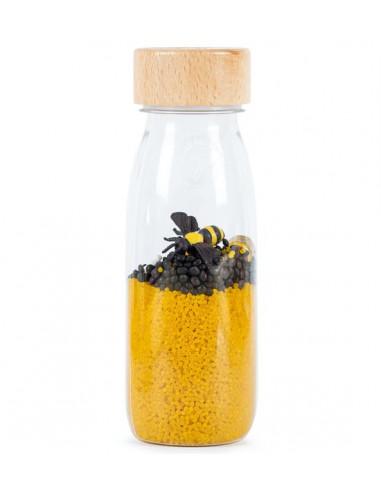 Bouteille sensorielle abeilles -...