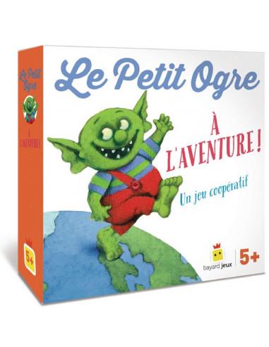 Le Petit Ogre à l'aventure