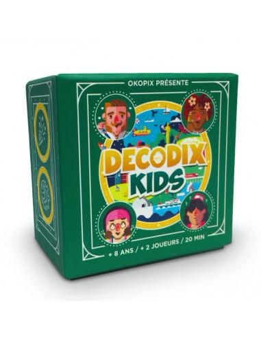 Jeu Décodix Kids