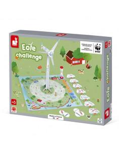 Eole challenge WWF