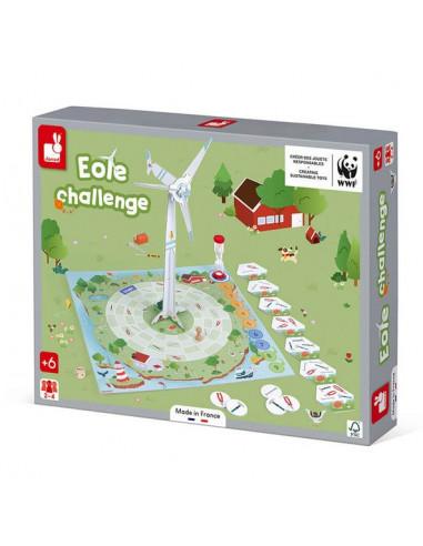 Eole challenge WWF - Janod