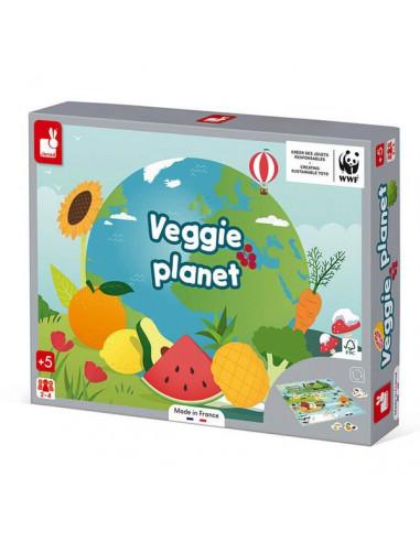 Veggie planet WWF - Janod
