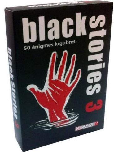 Jeu d'énigme Black Stories  3 - iello
