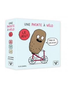 Jeu Une patate à vélo