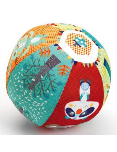 Ballon Forest ball 23 cm - Djeco