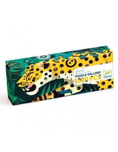 Puzzle gallery Leopard 1000 pièces -...