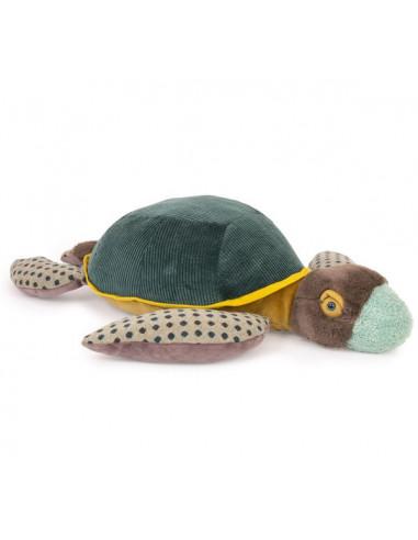 Grande tortue Tout autour du monde -...