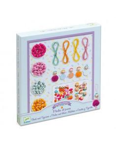 Bijoux à créer perles et puces
