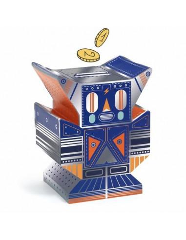 Tirelire robot - Djeco