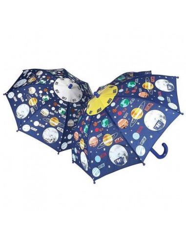 Parapluie magique Univers - Floss & Rock