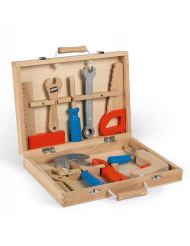 Boite à outils brico'kids - Janod