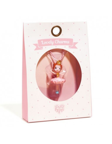 Charms ballerina - Lovely paper Djeco