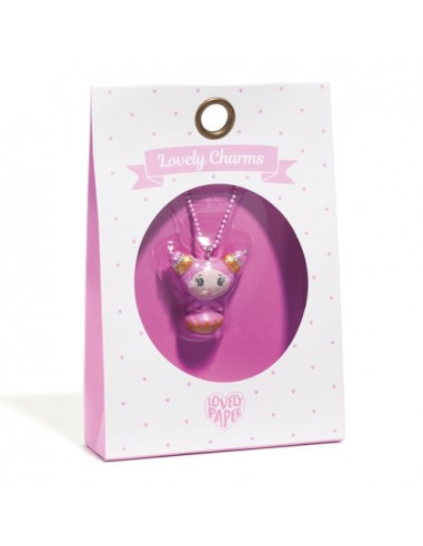 Charms sweet - Lovely paper Djeco