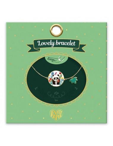 Lovely bracelet panda - Djeco