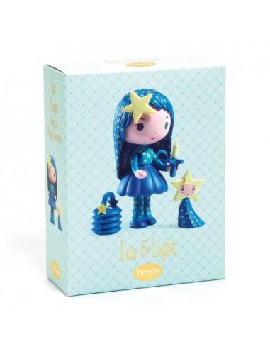 Luz et light figurines Tinyly - Djeco