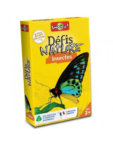 Défis nature insectes - Bioviva