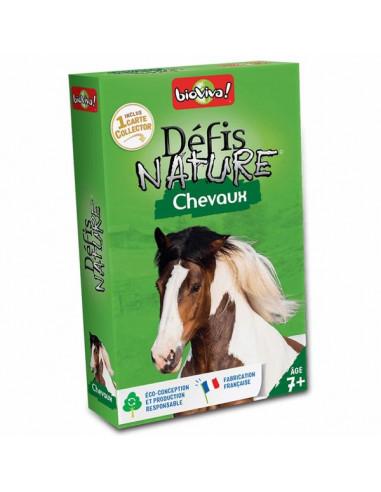 Défis nature Chevaux - Bioviva
