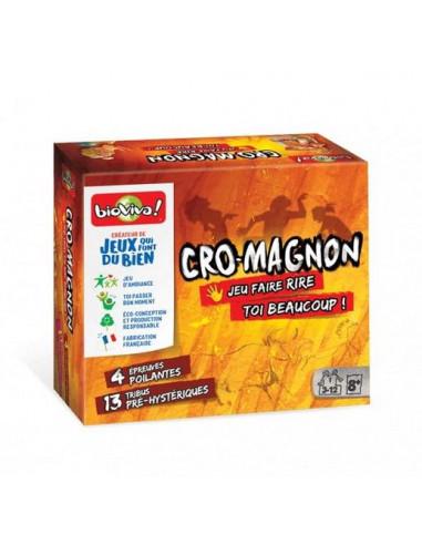 Cromagnon - jeu Bioviva