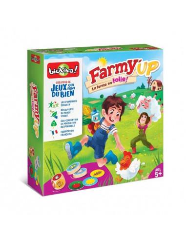 Farmy up - jeu Bioviva