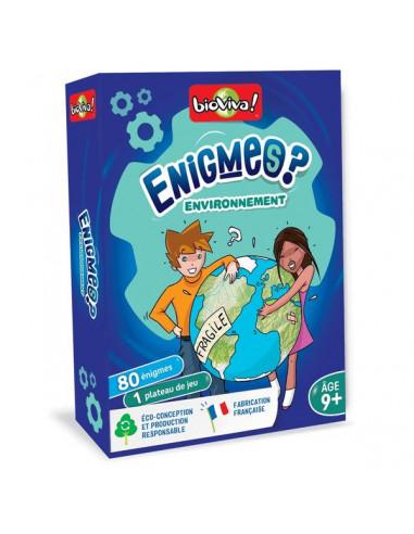 Enigmes environnement - Bioviva