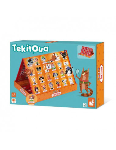 Tekitoua - jeu Janod