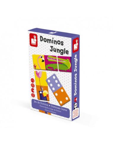 Dominos géants jungle - Janod