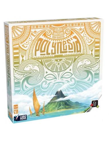 Jeu Polynesia - Gigamic